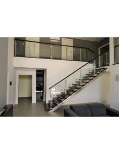 Schody na konstrukcji stalowej - Galeria 1