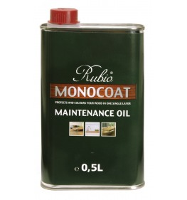 RUBIO - Maintenance oil