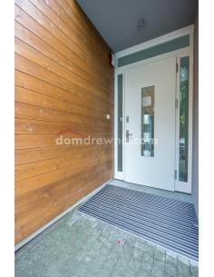 Drzwi drewniane zewnętrzne - Galeria 2