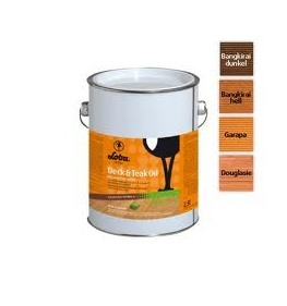 Loba -Deck&Teak Oil Color 2,5 Litr