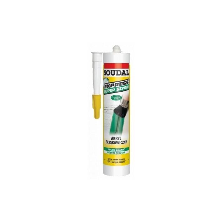 Soudal - Akryl biały 300 ml