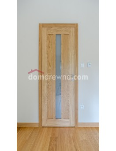 Drzwi dębowe - Galeria 14