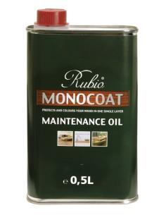 RUBIO - Maintenance oil - 0,5 l