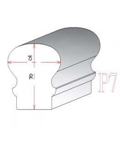 Profil poręczy - P7