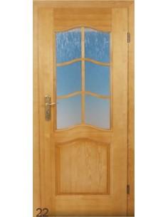 Drzwi drewniane 22