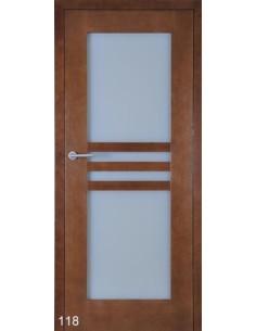 Drzwi drewniane 118