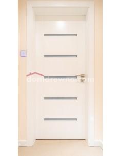 Drzwi drewniane białe - Galeria 6