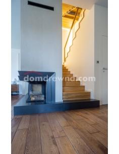 Schody dywanowe na beton + samonośne