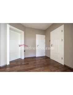 Drzwi drewniane białe - Galeria 4