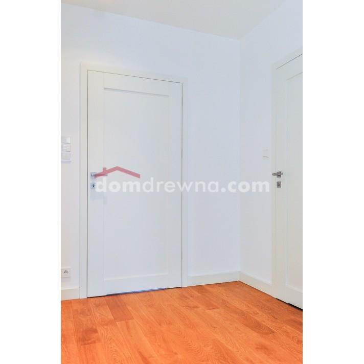 Drzwi drewniane białe - Galeria 3