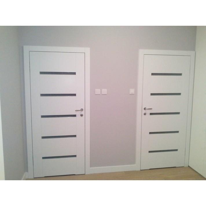 Drzwi Drewniane Białe Galeria 2 Domdrewnacom